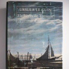 Libros de segunda mano: ELS LLIBRES DE TERRAMAR - URSULA K. LE GUIN - EDHASA. Lote 148677618