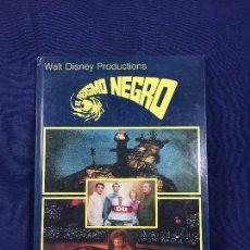 Libros de segunda mano: EL ABISMO NEGRO WALT DISNEY EDITORIAL EVEREST 1980. Lote 148769046
