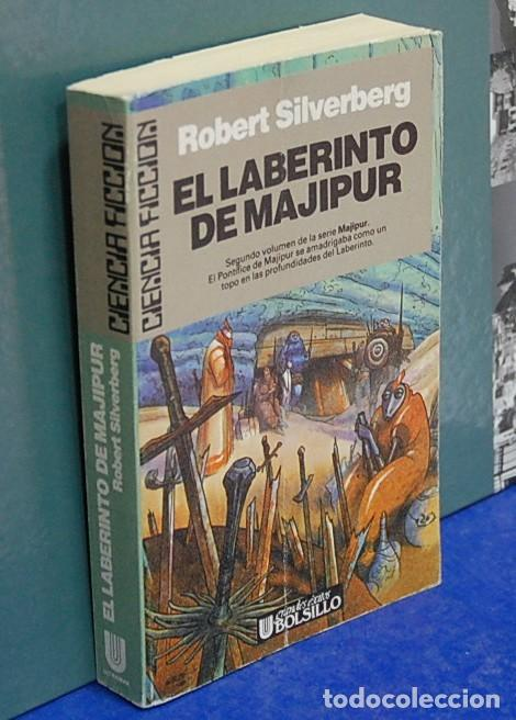 Lmv El Laberinto De Majipur Robert Silverber Buy Books Of