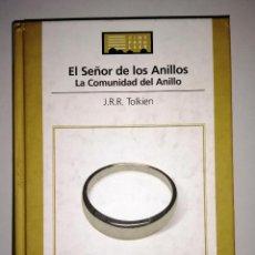 Libros de segunda mano: EL SEÑOR DE LOS ANILLOS (LA COMUNIDAD DEL ANILLO) DE J.R.R. TOLKIEN. Lote 149603154