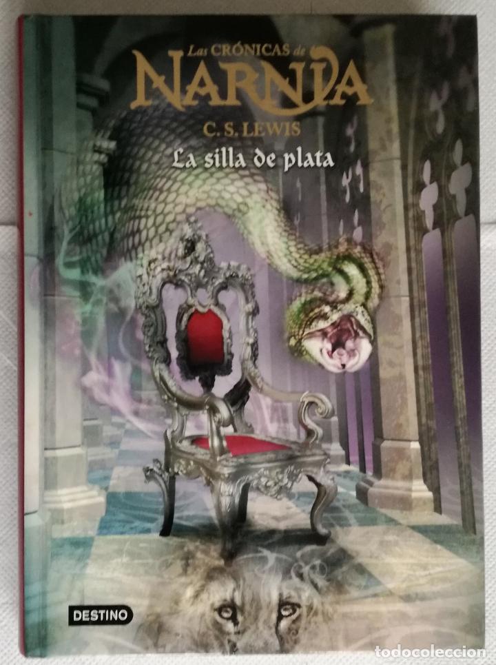 Las Cronicas De Narnia 6 La Silla De Plata C S Lewis Destino