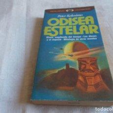 Libros de segunda mano: ODISEA ESTELAR. Lote 149842714