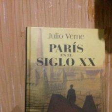 Libros de segunda mano: PARIS EN EL SIGLO XX, JULIO VERNE, ED. RBA. Lote 150001926