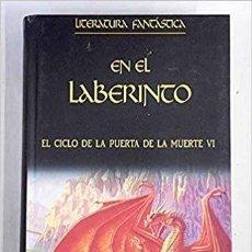 Libros de segunda mano: EN EL LABERINTO. EL CICLO DE LA PUERTA DE LA MUERTE VI. MARGARET WEIS, TRACY HICKMAN. Lote 150086602