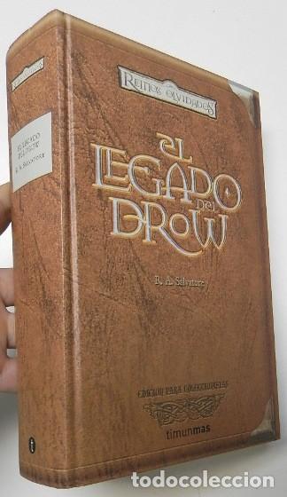 El legado del drow - r a  salvatore - Sold through Direct