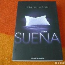 Libros de segunda mano: SUEÑA ( LISA MCMANN ) ¡MUY BUEN ESTADO! CIRCULO DE LECTORES. Lote 172424280