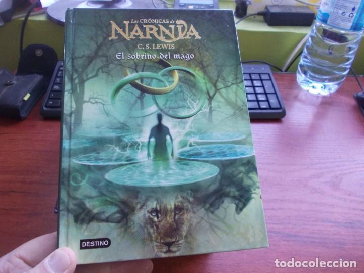 Second hand books: Las Crónicas de Narnia, C.S. Lewis. 7 tomos. Destino - Foto 2 - 150950818