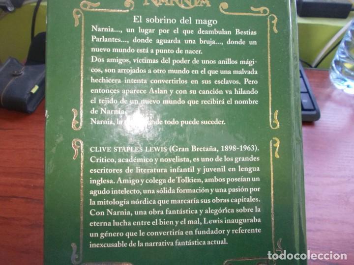 Second hand books: Las Crónicas de Narnia, C.S. Lewis. 7 tomos. Destino - Foto 3 - 150950818