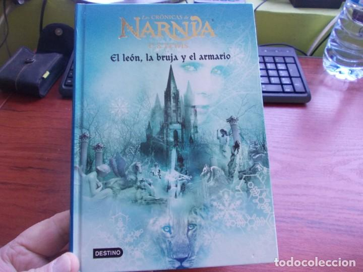Second hand books: Las Crónicas de Narnia, C.S. Lewis. 7 tomos. Destino - Foto 4 - 150950818