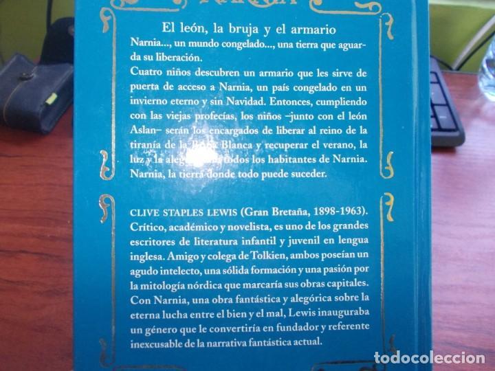 Second hand books: Las Crónicas de Narnia, C.S. Lewis. 7 tomos. Destino - Foto 5 - 150950818