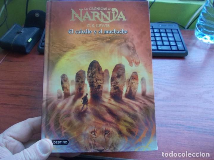Second hand books: Las Crónicas de Narnia, C.S. Lewis. 7 tomos. Destino - Foto 6 - 150950818