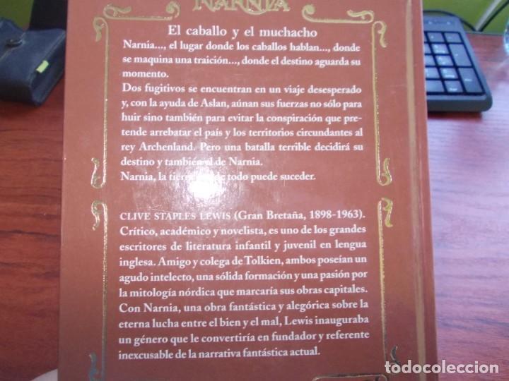 Second hand books: Las Crónicas de Narnia, C.S. Lewis. 7 tomos. Destino - Foto 7 - 150950818
