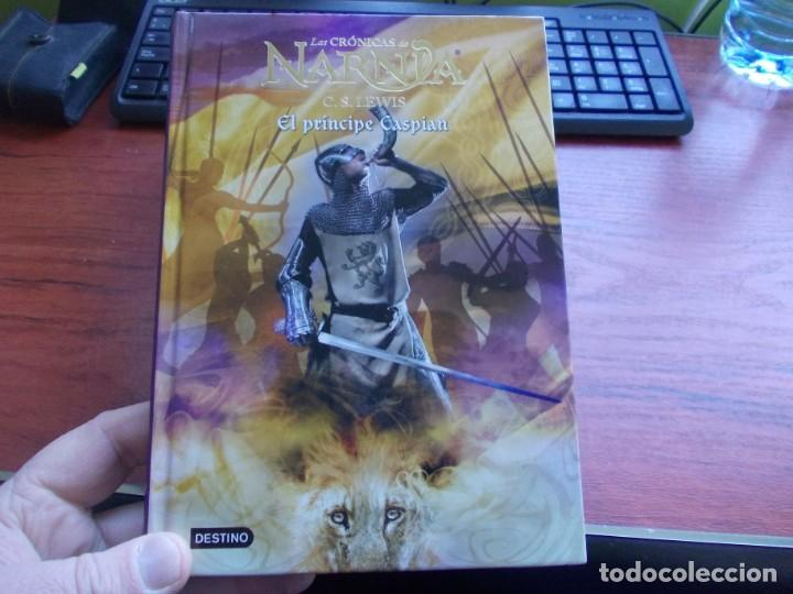 Second hand books: Las Crónicas de Narnia, C.S. Lewis. 7 tomos. Destino - Foto 8 - 150950818