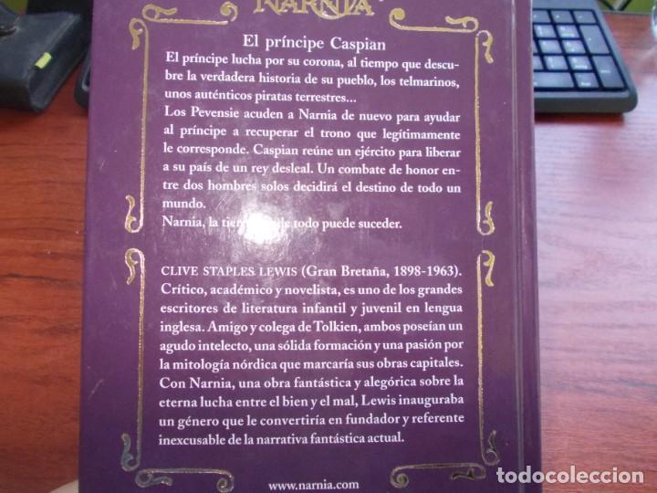 Second hand books: Las Crónicas de Narnia, C.S. Lewis. 7 tomos. Destino - Foto 9 - 150950818