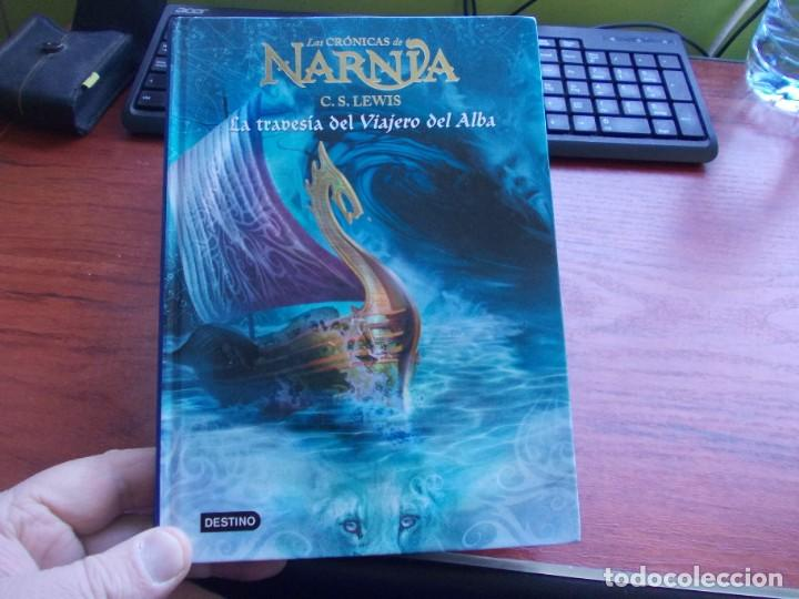 Second hand books: Las Crónicas de Narnia, C.S. Lewis. 7 tomos. Destino - Foto 10 - 150950818