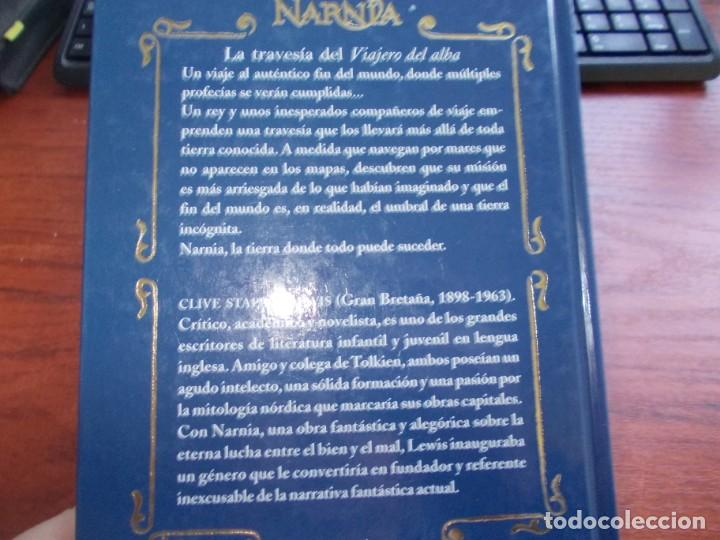 Second hand books: Las Crónicas de Narnia, C.S. Lewis. 7 tomos. Destino - Foto 11 - 150950818