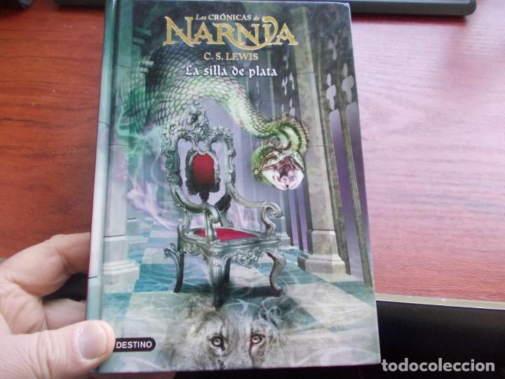Second hand books: Las Crónicas de Narnia, C.S. Lewis. 7 tomos. Destino - Foto 12 - 150950818