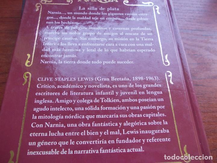 Second hand books: Las Crónicas de Narnia, C.S. Lewis. 7 tomos. Destino - Foto 13 - 150950818