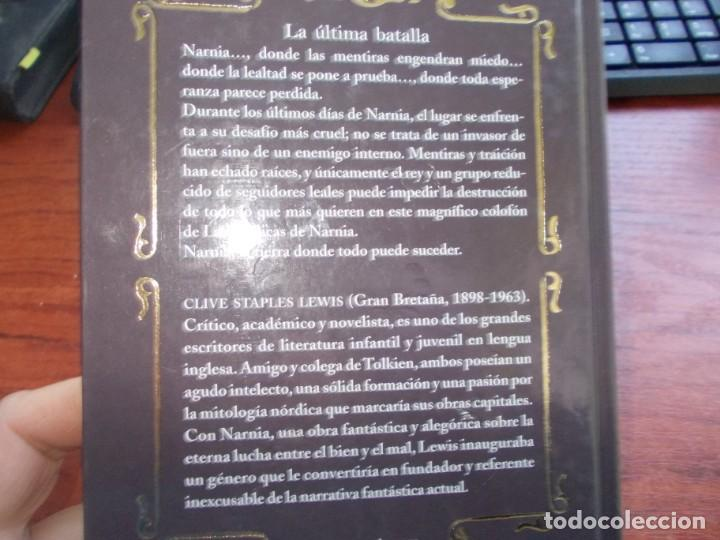 Second hand books: Las Crónicas de Narnia, C.S. Lewis. 7 tomos. Destino - Foto 15 - 150950818
