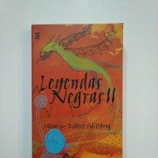 Libros de segunda mano: LEYENDAS NEGRAS II. PLAZA Y JANÉS DE BOLSILLO. EDITADO POR ROBERT SILVERBERG. TDK362. Lote 151060682