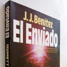 Libros de segunda mano: EL ENVIADO - J.J.BENITEZ - PLAZA&JANES 1987 - 249 PGS. . Lote 151663510