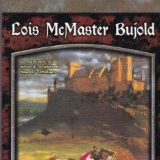Libros de segunda mano: LOIS MCMASTER BUJOLD - LOS CUERVOS DEL ZANGRE - LA FACTORIA DE IDEAS 2003. Lote 151922874
