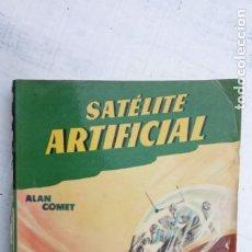 Libros de segunda mano: ROBOT EDITORIAL MANDO Nº 11 - ALAN COMET - SATÉLITE ARTIFICIAL. Lote 152475702
