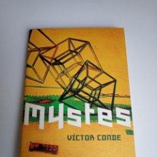 Libros de segunda mano: MYSTES, VÍCTOR CONDE, EDICIONES MINOTAURO. 246 GRAMOS.. Lote 152580246