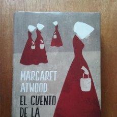 Libros de segunda mano: EL CUENTO DE LA CRIADA, MARGARET ATWOOD, CIRCULO DE LECTORES. Lote 152594290