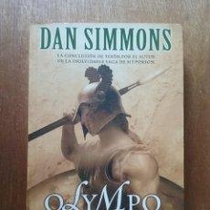 Libros de segunda mano: OLYMPO I LA GUERRA, DAN SIMMONS, NOVA, EDICIONES B, 2006. Lote 152594414