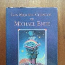 Libros de segunda mano: LOS MEJORES CUENTOS DE MICHAEL ENDE, EVEREST, 1999. Lote 152594734
