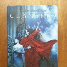 Libros de segunda mano: ELANTRIS, BRANDON SANDERSON, CIRCULO DE LECTORES, 2006. Lote 152594778