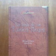 Libros de segunda mano: LA FORJA DE UN TUNICA NEGRA, DRAGONLANCE, EDICION PARA COLECCIONISTAS, TIMUN MAS, 2005. Lote 152594902