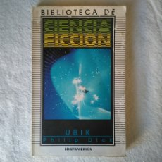 Libros de segunda mano: PHILIP K. DICK - UBIK. Lote 152641500