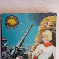 Libros de segunda mano: ESPACIO EL MUNDO FUTURO Nº 279 - CLARK CARRADOS - MERCADERES DE LES ESTRELLAS - MUY NUEVA Y DIFÍCIL. Lote 152817270