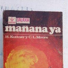 Libros de segunda mano: GALAXIA CIENCIA FICCIÓN Nº EXTRA 65 - H. KUTTNER Y C. L. MOORE - VÉRTICE 1967. Lote 152828634
