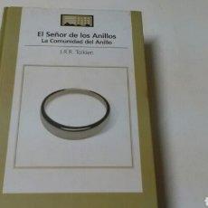 Libros de segunda mano: ELSEÑOR DE LOS ANILLOS . LA COMUNIDAD DEL ANILLO . J.R.R.TOLKIEN . ED. MINOTAURO. Lote 152955582