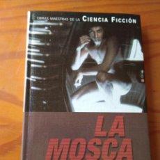 Libros de segunda mano - LA MOSCA, RELATOS DEL ANTIMUNDO - GEORGE LANGELAAN - OBRAS MAESTRAS DE LA CIENCIA FICCION PLANETA - 153218430