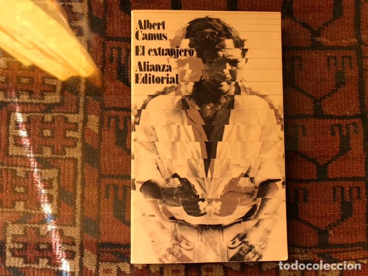 EL EXTRANJERO. ALBERT CAMUS. COMO NUEVO (Libros de Segunda Mano (posteriores a 1936) - Literatura - Narrativa - Ciencia Ficción y Fantasía)