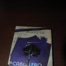 Libros de segunda mano: EL CABALLERO DE LOS SIETE REINOS. GEORGE R.R. MARTIN. EDICIONES GIGAMESH. Lote 153603402