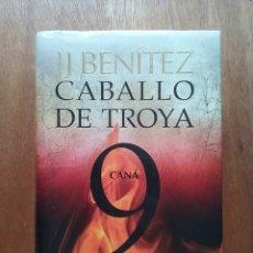 Libros de segunda mano: CABALLO DE TROYA 9, CANA, JJ BENITEZ, PLANETA, 2011. Lote 153342492