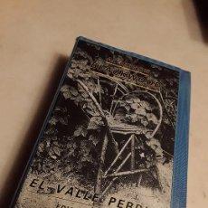 Libros de segunda mano: EL VALLE PERDIDO, DE ALGERNON BLACKWOOD. SIRUELA, EL OJO SIN PARPADO 31. ÚNICO EN TC.. Lote 143228762