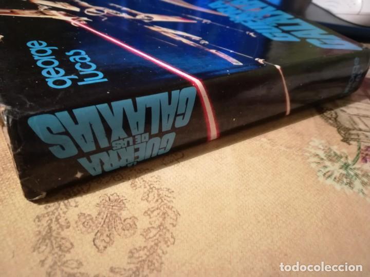 Libros de segunda mano: La guerra de las galaxias - George Lucas - 1978 - Foto 6 - 154006970