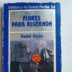 Libros de segunda mano: FLORES PARA ALGERNON. DANIEL KEYES. Lote 154664814