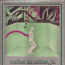 Libros de segunda mano: NOVELA CONDICIONALMENTE HUMANO WALTER M MILLER JR NEBULAE EDHASA CIENCIA FICCION LIBRO PRECINTADO. Lote 154746734