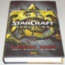 Libros de segunda mano: STARCRAFT EVOLUCIÓN. Lote 154840322