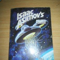 Libros de segunda mano: ISAAC ASIMOV - REVISTA CIENCIA FICCIÓN 1981. Lote 155049549