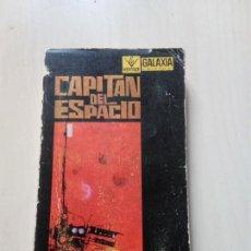 Libros de segunda mano: CAPITÁN DEL ESPACIO - MURRAY LEINSTER. VÉRTICE. Lote 155557362