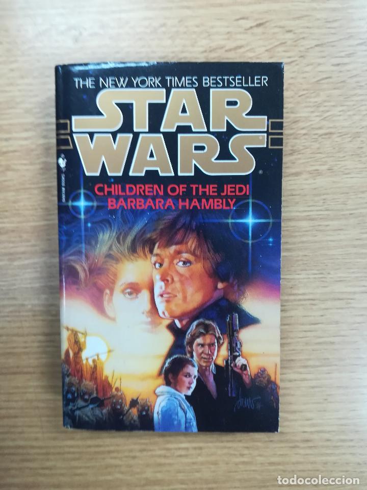 STAR WARS CHILDREN OF THE JEDI (Libros de Segunda Mano (posteriores a 1936) - Literatura - Narrativa - Ciencia Ficción y Fantasía)