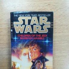 Libros de segunda mano: STAR WARS CHILDREN OF THE JEDI. Lote 155624353